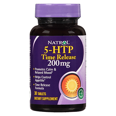 Natrol 5-HTP Time Release Review