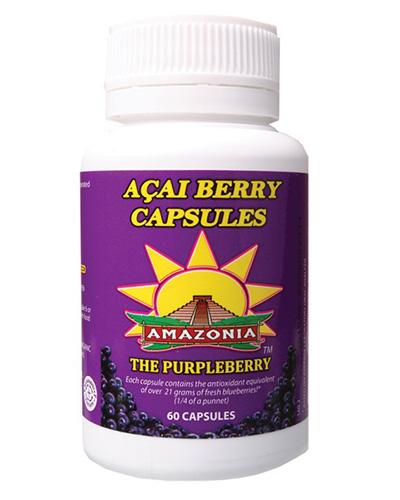 Acai Berry Capsules Review