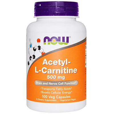 Now Foods Acetyl-L Carnitine Review