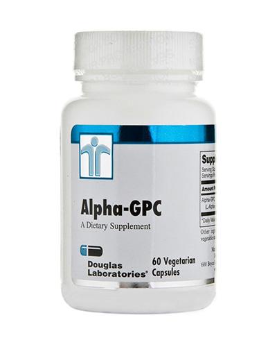 Douglas Laboratories Alpha-GPC Review