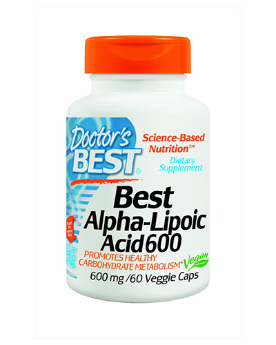 Doctor's Best Alpha Lipoic Acid Review