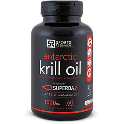 Antarctic Krill Oil Review