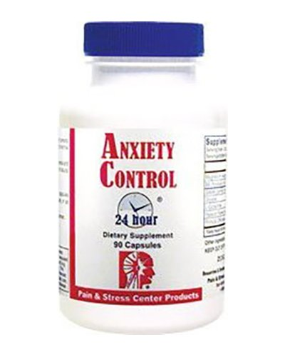 Anxiety Control 24 Review