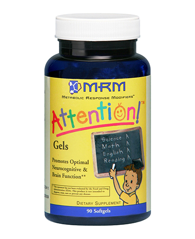 MRM Attention Review