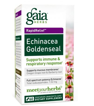 Echinacea Goldenseal Review