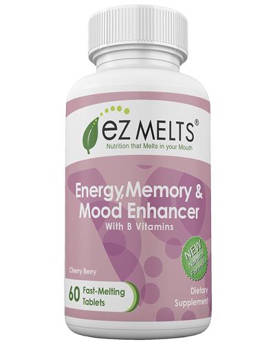 EZ Melts Energy, Memory and Mood Enhancer Review