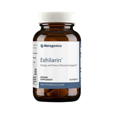 Metagenics Exhilarin Review