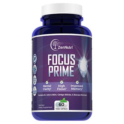 ZenNutri Focus Prime Review