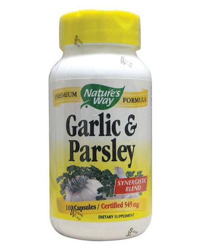 Garlic and Parsley Review