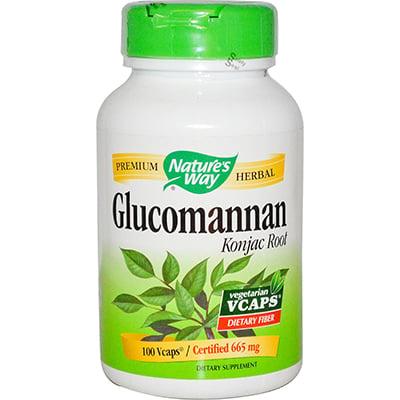 Glucomannan Konjac Root Review