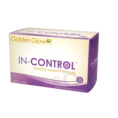 Golden Glow In-Control Bladder Support Formula Review