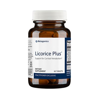 Metagenics Licorice Plus Review