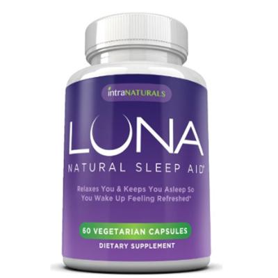 Luna Natural Sleep Aid Review