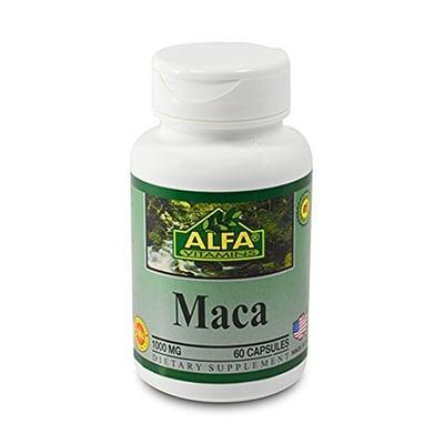 Alfa Vitamins Maca Review