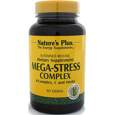 Mega-Stress Complex Nature's Plus Review
