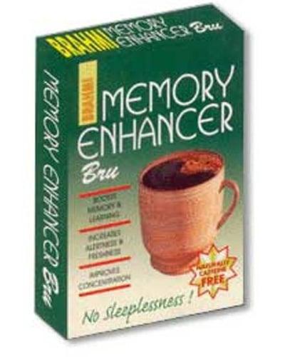 Brahmi Memory Enhancer Bru Review