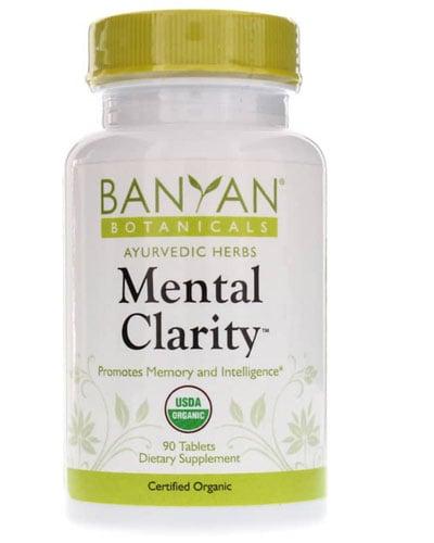 Banyan Botanicals Mental Clarity Review
