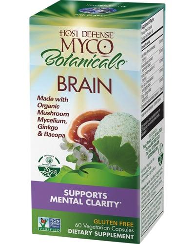 MycoBotanicals Brain Review