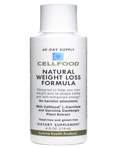 Cellfood Natural Weight Loss Formula Review