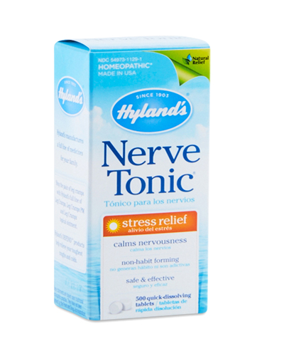 Hyland's Nerve Tonic Review