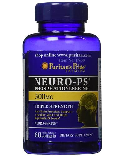 Puritan's Pride Neuro-PS Review