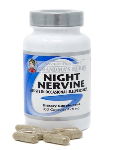 Night Nervine