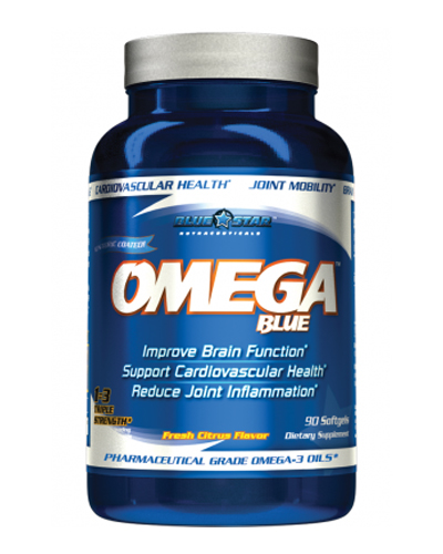 Omega-Blue Review