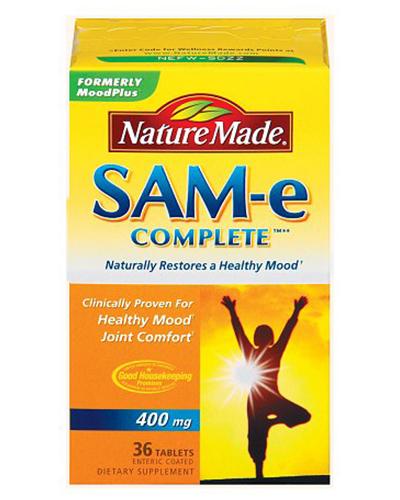 Nature Made SAM-e Complete Review