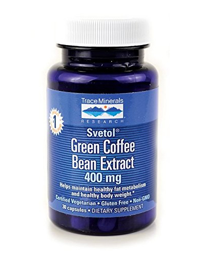 Trace Minerals Research Svetol Green Coffee Bean Extract Review