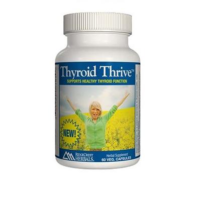 Ridgecrest Herbals Thyroid Thrive Review