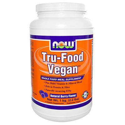Tru-Food Vegan Review