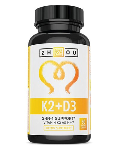 Vitamin K2 with D3 Review
