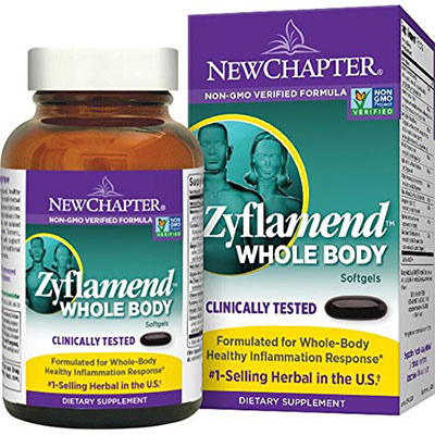 New Chapter Zyflamend Whole Body Review