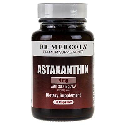Dr. Mercola Astaxanthin Review