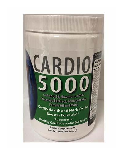 Cardio 5000 Review