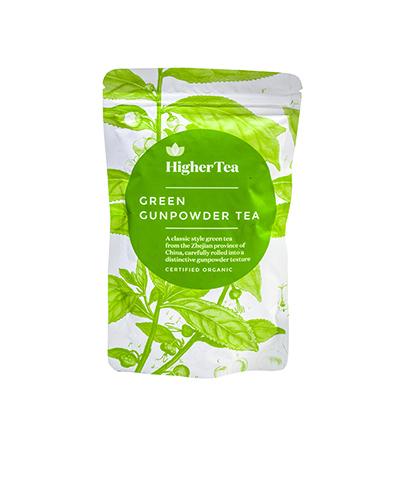 Green Gunpowder Tea Review
