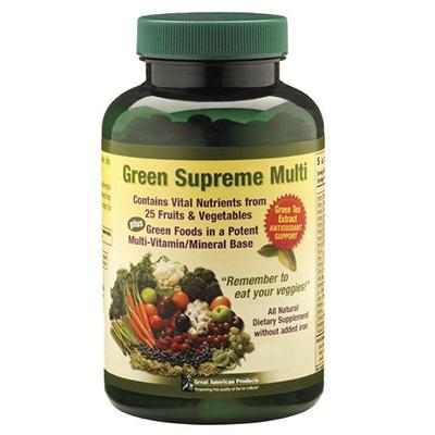Green Supreme Multi Review