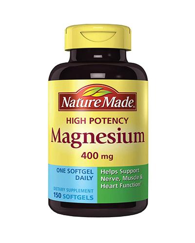 Nature Made Magnesium Review