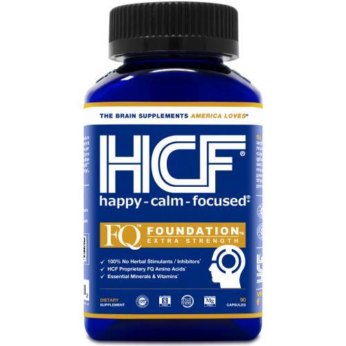 HCF Happy Calm Focused Review